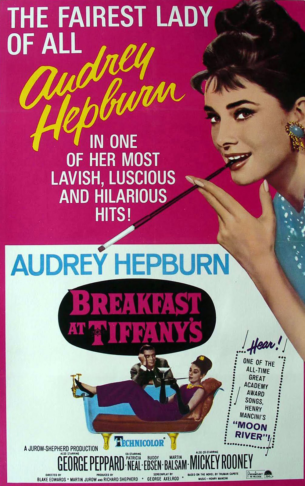Poster - Breakfast at Tiffany's_04