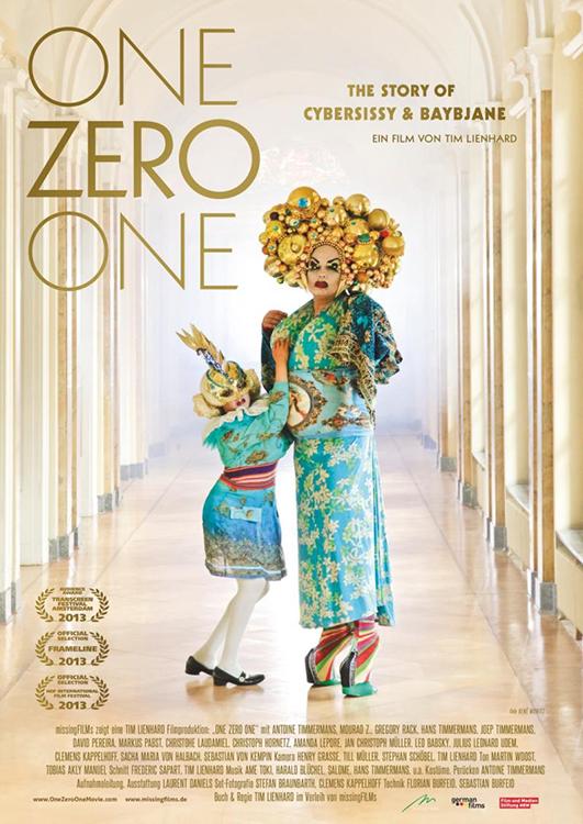 One-Zero-One-DE-Poster