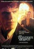 DER TALENTIERTE MR. RIPLEY |Matt Damon | TV-Tipp am So.