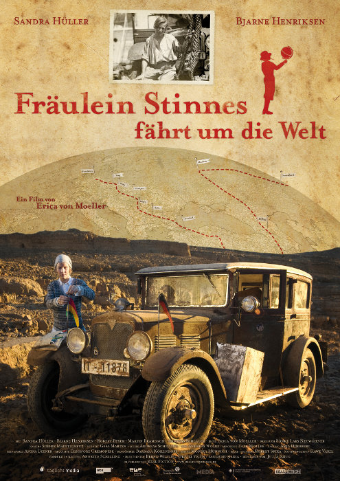Fräulein Stinnes Fährt Um Die Welt Stream
