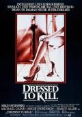 DRESSED TO KILL | Brian De Palma | TV-Tipp am Fr.