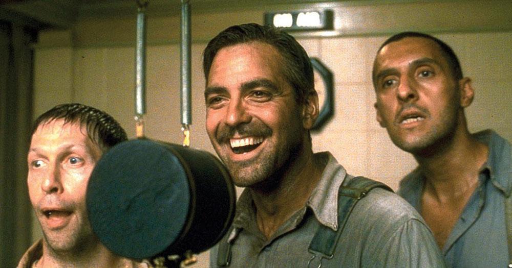 Tim Blake Nelson, George Clooney, John Turturro