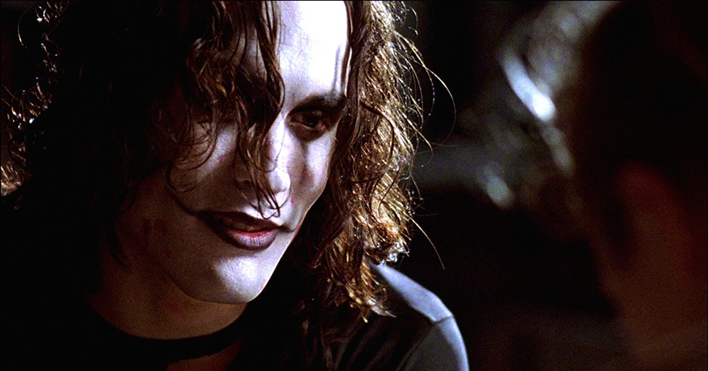The Crow Die Krähe Brandon Lee Tv Tipp Am Di Arthouse Cinema
