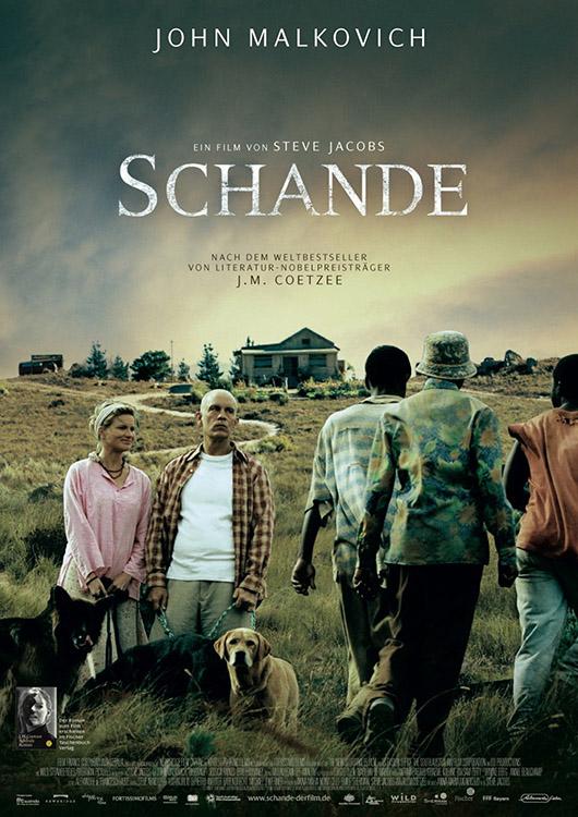 Schande-Poster