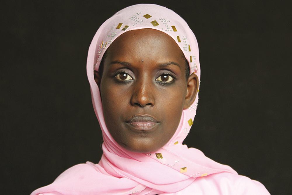 Portrait Femme : UMUTESI_Cynthia-RWANDA © HUMAN The Movie