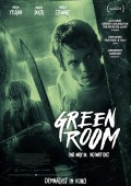 GREEN ROOM | Patrick Stewart | Imogen Poots | Jeremy Saulnier | BlitzKritik