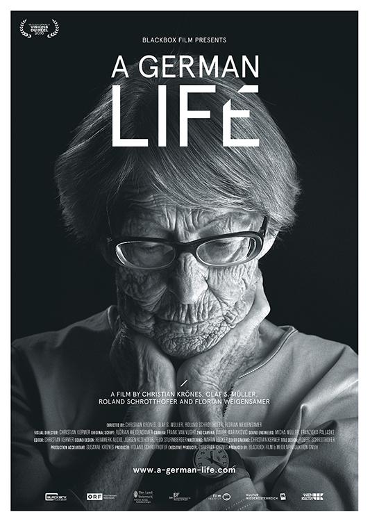 A_German_Life_Poster