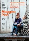 MAGGIES PLAN | Greta Gerwig | Rebecca Miller | BlitzRating