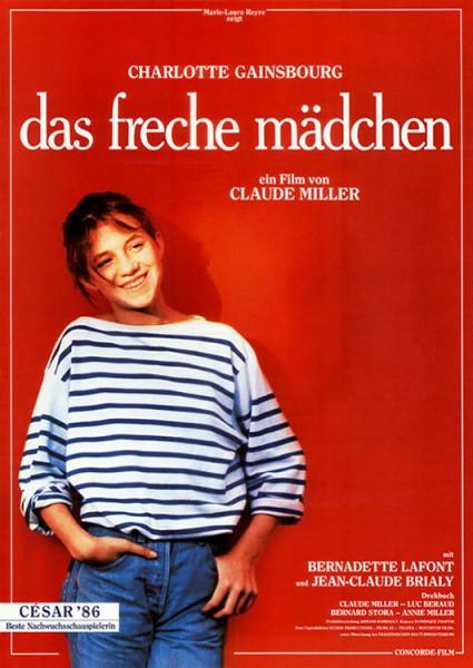 das-freche-maechen-poster