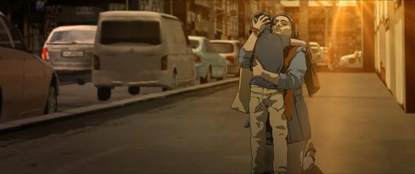 Pari and Elias are reunited