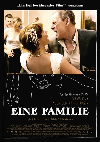 Eine-Familie-Poster