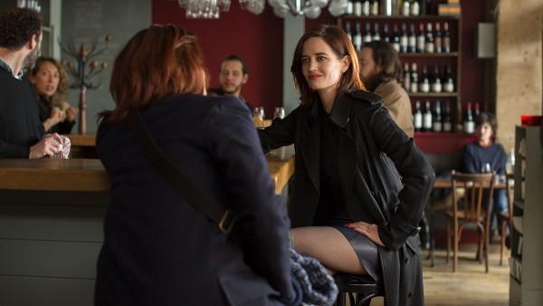 Delphine (Emmanuelle Seigner) ist sofort fasziniert von der mysteriˆsen Elle (Eva Green).