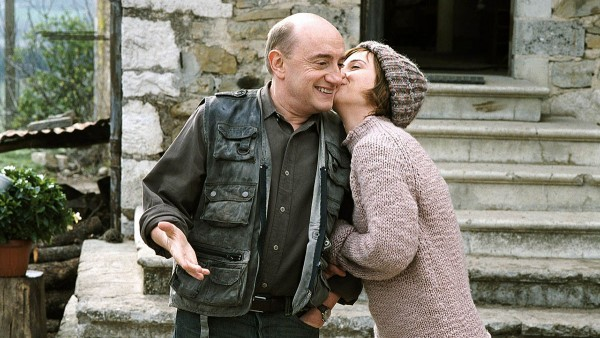 Michel Blanc, Medeea Marinescu