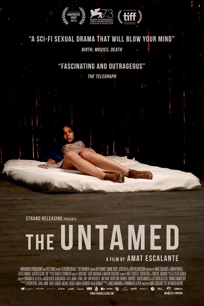 The-Untamed-poster